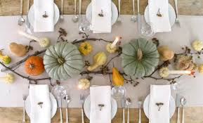 gorgeous dining table fall decor ideas