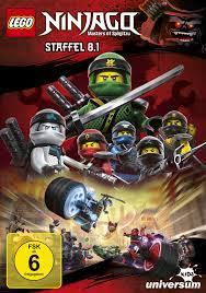 Lego Ninjago - Staffel 8.1 DVD bei Weltbild.de bestellen