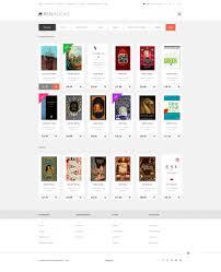 Free Bookstore Website Template Online Book Template Free Under Fontanacountryinn Com