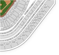 Seat Number Brewers Seating Chart Download Hd Globe Life Park Seating Chart Concert Seat