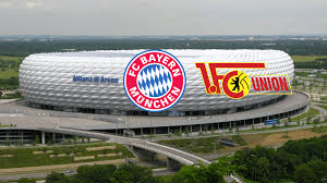 Lider bayern münih, bundesliga'nın 28. Fc Bayern Munchen 1 Fc Union Berlin Fc Bayern Fanclub Vereinigung Rot Weiss Bamberg