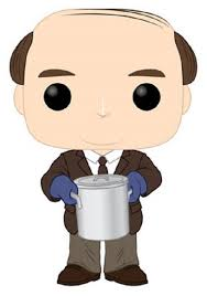 Office pop Roof Funko The Office Funko Pop Tv Kevin Malone Vinyl Figure With Chili Toywiz Toywizcom Funko The Office Funko Pop Tv Kevin Malone Vinyl Figure With Chili