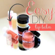 easy diy lip balm