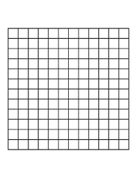 12 By 12 Grid Clipart Etc