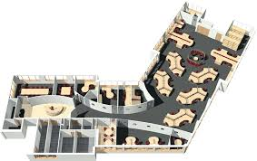 office space layout design. Wonderful Office Office Furniture Space Planning Design Layout  D Bush Intended Office Space Layout Design S
