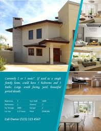 home for sale marketing flyers and hand outs 14 free flyers for real estate sell rent