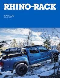 Rhino Rack Usa Ca Catalog February 2017 By Rhino Rack Issuu
