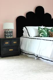 this is an easy diy headboard that even beginning diyers can make switch up the