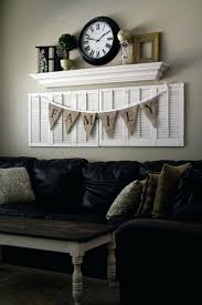 wall decor arrangements best mirror above couch ideas on living room art i  love this idea . wall decor arrangements ...