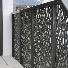Attractive Metal Fence Within Anodized Aluminum Sheet Panel Buy