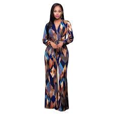 Shop Generic Women <b>Fashion Full</b>-sleeve High Waist <b>Multicolor</b> ...