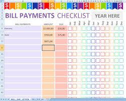 Bill Payment Tracker Rome Fontanacountryinn Com