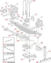Tie Rod End Taper Chart Hendrickson Suspensions Continued Stengel Bros Inc