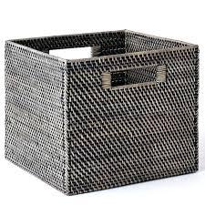 gray storage bins modern weave storage bin west elm gray fabric storage bins closetmaid yellow and