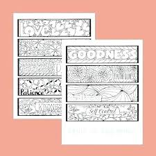 Make Your Own Bookmark Template Free Templates Download In