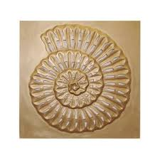 carved wood wall art large