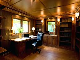 office interiors melbourne. Awesome Wood Craftsman Style Home Office With Ceiling And Built In Cabinets Photo Craftsmen Interiors Melbourne
