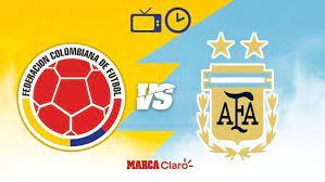 Colombia vs Argentina: Horario ...