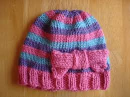 Free Knitting Patterns For Toddler Hats