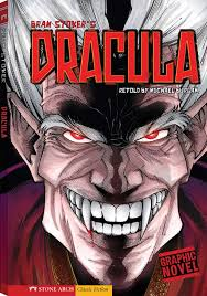 graphic novels teacher s discovery dracula graphic novel