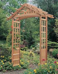 Small Picture Garden Arbor Plans Designs Markcastroco
