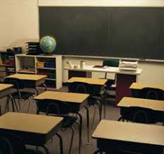 school desk in classroom42 classroom