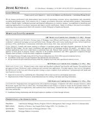 Mortgage Broker Job Description Resume Blaisewashere Com