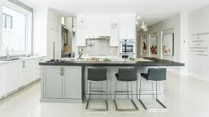 contemporary kitchen furniture detail. All-white Transitional Kitchen Contemporary Furniture Detail T