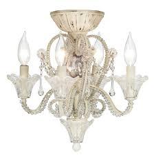 breathtaking ceiling fan with chandelier light kit