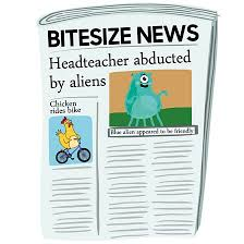 Try these newspaper headline activities with your class to help them better understand headline writing techniques. Writing A Newspaper Report Year 5 P6 English Home Learning With Bbc Bitesize Bbc Bitesize