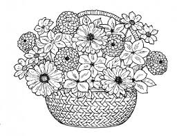 Small Picture flower coloring pages Google Search printable coloring pages