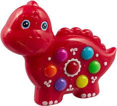 """Музыкальная <b>игрушка Азбукварик</b> """"<b>Веселушки</b>. <b>Динозаврик</b> ..."""