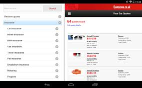 car insurance quote comparison android apps on google play