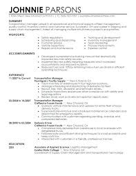 Sample Objective For Resumes Curriculum Vitae Objectives Cooperative ...