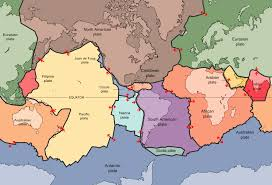 plate tectonics simple english the encyclopedia