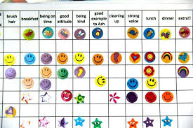Childrens Sticker Reward Chart Jasonkellyphoto Co
