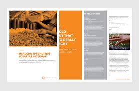 Ip S Marketing Materials Templates On Behance