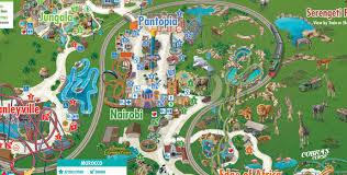 busch garden deals. Fine Busch Busch Gardens Tampa Map Intended Busch Garden Deals Y