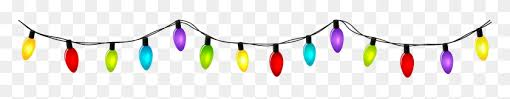Christmas Lights Lighting Holiday - Fairy Lights Clipart – Stunning free  transparent png clipart images free download