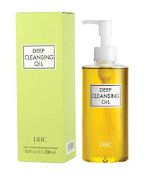 the dhc deep cleansing oil is a dirt excess oils and extreme make up remover that goes further to remover even the waterproof mascara and any pore