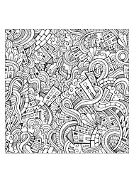 Small Picture Free Coloring Page Coloring Doodle Art Doodling 6 Peaceful Doodle