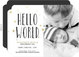 Sibling Birth Announcement Cheap Birth Announcements Invite Shop