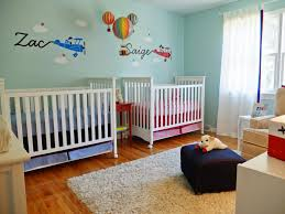 Twins Style Initial Name Baby Nursery Idea Energize And Inspire Earlier  Enjoy Decoration Wooden Bedding