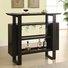 at home bar furniture. Monarch Specialties 47.25-in X 42-in Rectangle Mini Bar At Home Furniture I