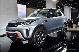2018 land rover discovery svx. perfect svx 2018 land rover discovery special edition iaa frankfurt 2017 10 image to land rover discovery svx d