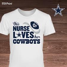 Dallas Cowboys Checks Designs This Nurse Loves Dallas Cowboys Dallas Cowboys Shirts