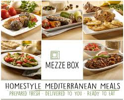 $25+ for Fresh, Healthy Mediterranean Meals Delivered Right to ...