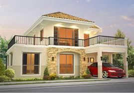 ingenious inspiration ideas two story house design with terrace 6 2 y house design with terrace