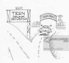 teen drunk driving cartoons and comics funny pictures from teen drunk driving cartoon 1 of 1