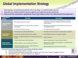 rollout strategy template. Rollout Strategy Template The Path To Implementing Global Payroll